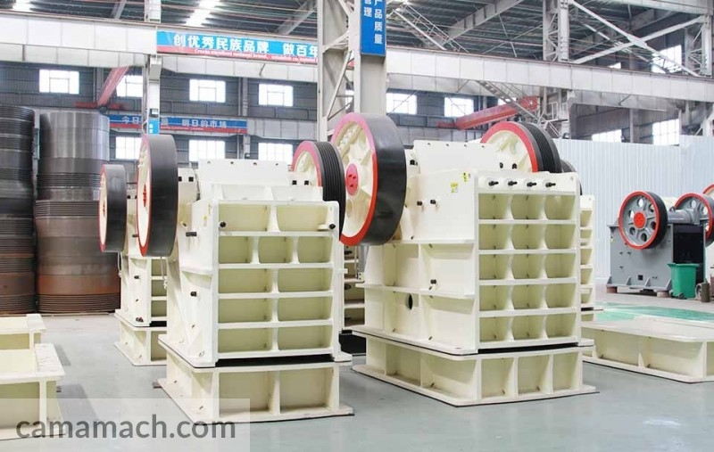 Crushers Spare Parts