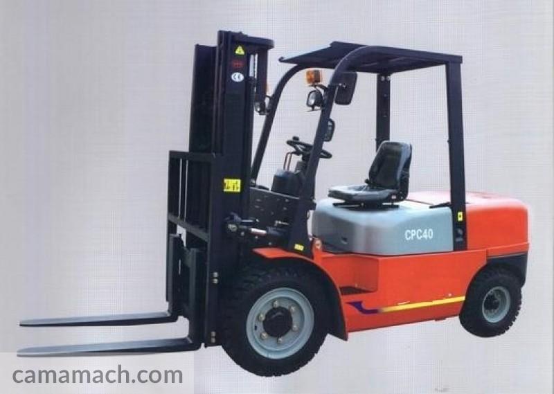 Hydraulic Diesel 5 Ton Diesel Forklift | YTO