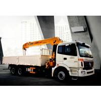 10 Ton Capacity Crane Truck with Telescopic Boom | XCMG