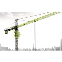 10-ton 60-200m Tower Crane | Zoomlion