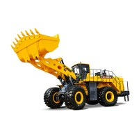 12-ton Wheel Loader - LW1200K | XCMG