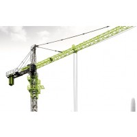 120-ton 103-250m Tower Crane | Zoomlion