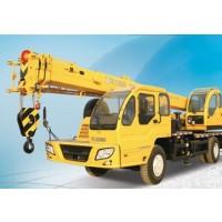 12-ton 32m Truck Crane - QY12 | XCMG