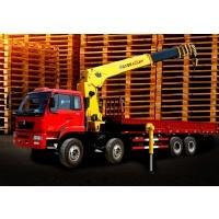 16 Ton Capacity Crane | XCMG