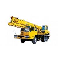 16-ton 33.5m Truck Crane - QY16C | XCMG