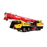 50-ton Lifting Capacity Truck Crane - STC500 | SANY
