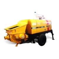 50m³/h Diesel Trailer Pump - HBT5008C-5S | SANY