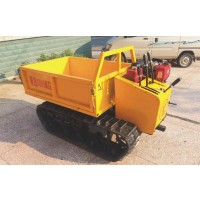 1-ton Tracked Carrier Dumping Style | OEM