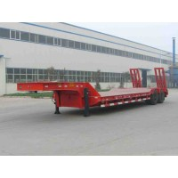 2 Axle Lowbed Semi Trailer | OEM