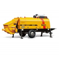 70m³/h Diesel Trailer Pump - HBT6016C-5S | SANY