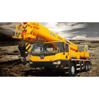 25-ton 33.8m Truck Crane - QY25 | XCMG