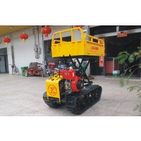 1-ton Tracked Carrier Lifting Style | OEM