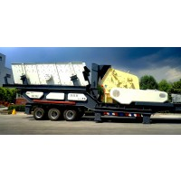 Mobile Impact Crusher | OEM