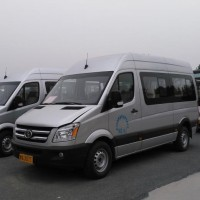 16-Person Electric Passenger Van