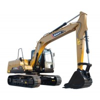 14-ton Small Excavator - SY135C | SANY