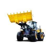 5-ton Wheel Loader - LW500FN | XCMG