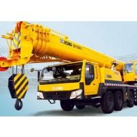 100-ton 38.5m Truck Crane - QY100 | XCMG