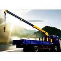 5 Ton Capacity Crane Truck with Telescopic Boom | XCMG