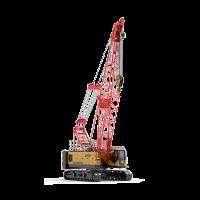 55-ton Lifting Capacity Crawler Crane - SCC550A | SANY