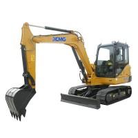 6 Ton Mini Excavator - XE55D | XCMG