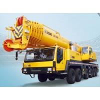 130-ton 39.5m Truck Crane - QY130K | XCMG