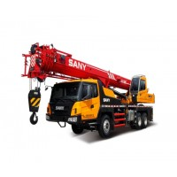 25-ton Lifting Capacity Truck Crane - STC250 | SANY
