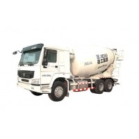 6 CBM (m3) Standard Concrete Mixer - G6 | XCMG