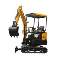 2-ton Mini Excavator - SY16C-Tier 4F | SANY