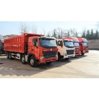 8 X 4 Dump Truck | Sinotruk