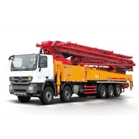 62m Truck-mounted Concrete Pump - SY5530THB 62 | SANY