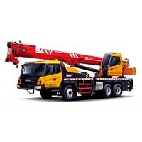 20-ton Lifting Capacity Truck Crane - STC200S | SANY