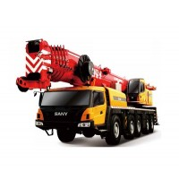 100-ton Lifting Capacity All-terrain Crane - SAC1000 | SANY