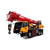 30-ton Lifting Capacity Truck Crane - STC300S | SANY