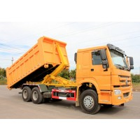 6x4 Hook Arm Garbage Truck | Sinotruk
