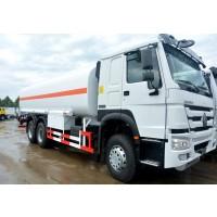 6x4 Oil Tank Truck | Sinotruk