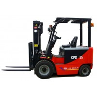 Electric Battery 3 Ton Forklift | YTO