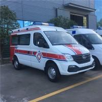 Customized Fully Equipped Ambulance | OEM