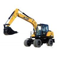 14-ton Wheel Excavator - SY155W | SANY