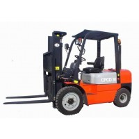 Hydraulic Diesel 3 Ton Diesel Forklift | YTO
