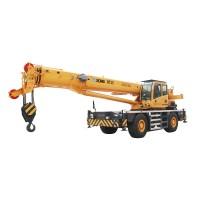 35 Ton lift capacity Rough-terrain Crane - RT35 | XCMG