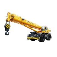 60 Ton lift capacity Rough-terrain Crane - RT60 | XCMG