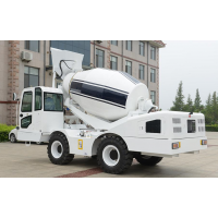 4 CBM (m3) Self Loading Concrete Mixer | OEM