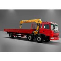 8 Ton lift capacity Truck-Mounted Crane- SQ8SK3Q | XCMG