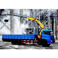 10 Ton lift Capacity Truck-Mounted Crane - SQ10ZK3Q | XCMG