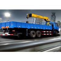 12 Ton lift capacity Truck-Mounted Crane - SQ12SK3Q | XCMG
