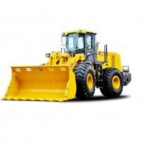 7-ton Wheel Loader - LW700KN | XCMG