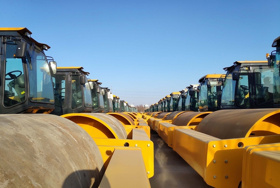 Road Construction Machinery for Sale