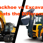 Backhoe vs Excavator: What is the difference and which is right for you?