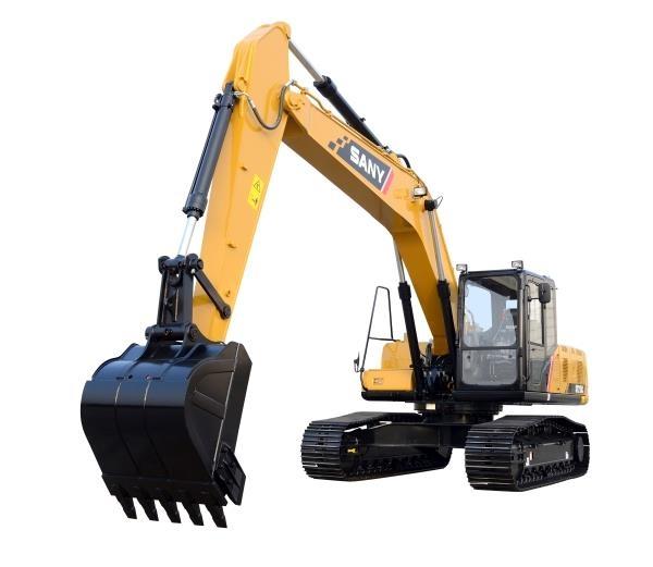 20-ton-medium excavator-SY210C-Sany