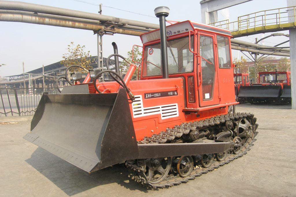 Buy Crawler Tractors at Camamach
